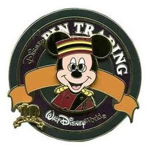 Twilight Zone Tower of Terror Attraction   Limited Edition Pin 78256