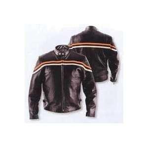 Carroll Leather Racing Jacket S Automotive