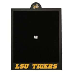 LSU Tigers Officially Licensed Dartboard Backboard