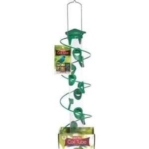 Song Bird Tube Feeder Coil: Pet Supplies
