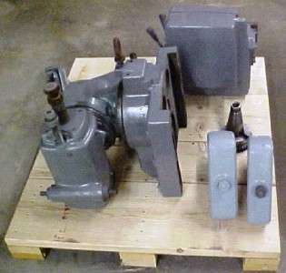 Kearney & Trecker 307 S 12 Universal Horizontal Milling Machine