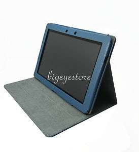 Leather Case+stylus For Asus EeePad Transformer Prime TF201