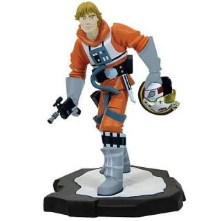 Gentle Giant Pilot Luke Skywalker Star Wars Statue