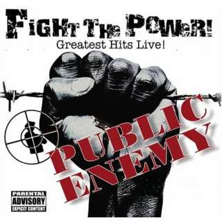 Fight the Power Greatest Hits Live (W/Dvd) Public Enemy