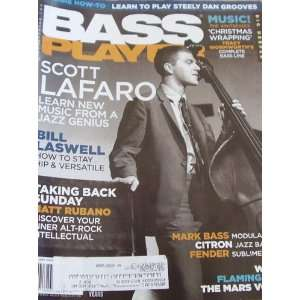 Bass Player Magazine Holiday 2009 Scott Lafaro Everything