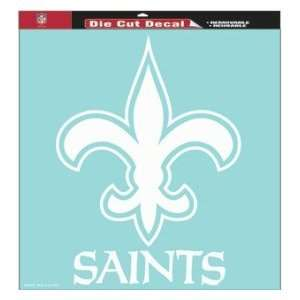 New Orleans Saints NFL Die Cut Decal