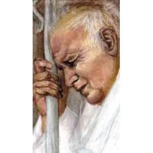 of Ten Pope John Paul II Beatification prayer cards