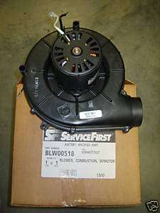 Trane Inducer Motor BLW00518