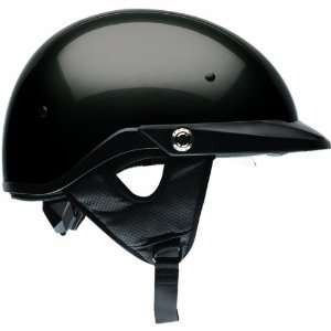 Bell Solid Pit Boss Harley Motorcycle Helmet   Gloss Black