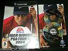Tiger Woods Golf PGA Tour 2004   PAL COMPLETE Gamecube & Wii