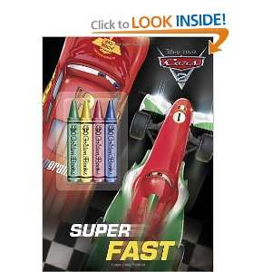 Super Fast (Disney/Pixar Cars 2) (Color Plus Chunky
