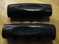 approved teardrop handlebar grips black NOS bicycle bike balloon tire