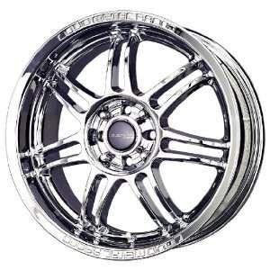 Liquid Metal Velocity Series Chrome Wheel (18x7.5/5x115mm