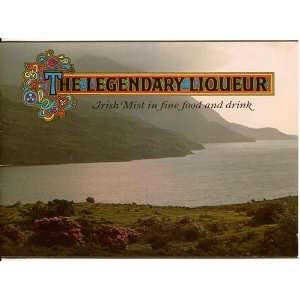 The Legendary Liqu Irish Mist in Fine Food and Drink Books