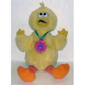 16 Talking 1 2 3 Big Bird; A Sesame Street Plush Item