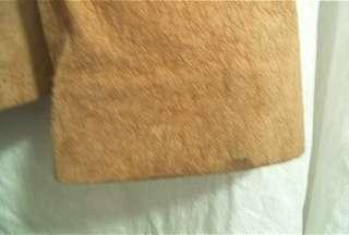 UNIFORM JOHN PAUL RICHARD Tan Suede Leather Jacket 8