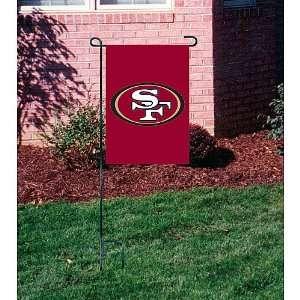 Party Animal San Francisco 49ers Garden/ Window Flag