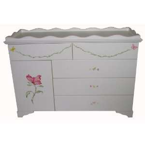Butterfly World Dresser/Changing Table Baby