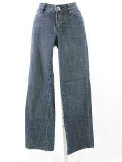 CHRISTOPHER BLUE Faded Stretch Denim Flares Jeans Sz 2