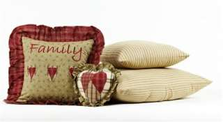 Primitive Country Heartland Quilt Bedding Set By Victorian Heart New