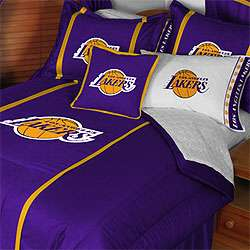 nEw LOS ANGELES LAKERS LA Basketball Queen BEDDING SET