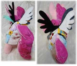 Handmade minky plush My Little Pony MLP FIM Cupcakes Pinkamena Diane