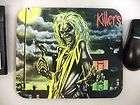 iron maiden killers mousepad eddie 666 heavy metal returns not
