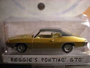 GREENLIGHT HOLLYWOOD SERIES 2, 70 PONTIAC GTO JUDGE