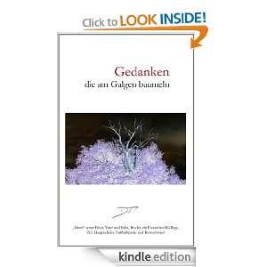 Gedanken die am Galgen baumeln (German Edition) Daniel Trick