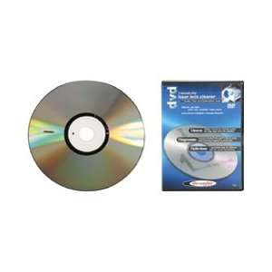 DISCWASHER 1502 DVD Laser Lens Cleaner Electronics