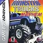 Trucks Mayhem 2006 Nintendo Game Boy Advance, 2006 802068100919