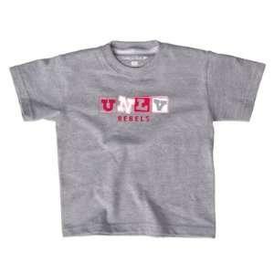 University of Nevada Las Vegas Rebels Tee Block Unlv: Baby