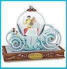 Precious Moments Disney Princess Cinderella w/Cake Musical Figurine