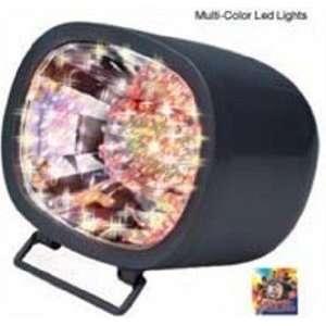 Adjustable Speed Super High Powered Laser Strobe Light
