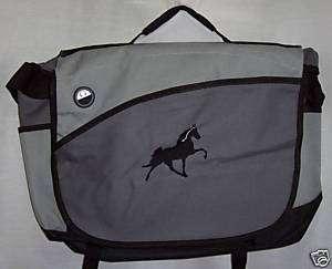 Tennessee Walker Walking Horse Laptop Computer bag NEW