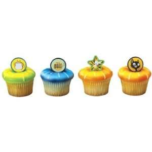 Disney Bolt and Friends Cupcake Rings 12 Pack: Toys