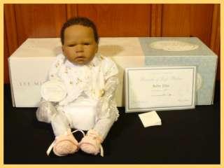 Lee Middleton Doll Riva Schick Baby Ellie w/ Original Box Artist