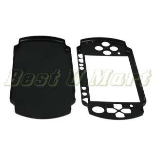 NEW Black Hard Case Skin Cover Shell For PSP 2000 PSP2000 SLIM