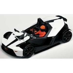Analog Slot Cars   KTM X Bow   White/Black (27249) Toys & Games