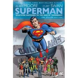 ? (Deluxe Edition) (9781401223472) Alan Moore, Curt Swan Books