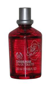 Body Shop Cassis Rose 1oz Womens Eau de Toilette