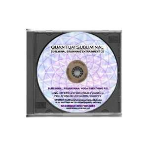 CD Pranayama Yoga Breathing Aid (Ultrasonic Subliminal Series) [CD
