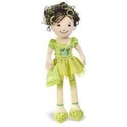 17. Manhattan Toy Groovy Girls Troop Groovy Dolls, Honest Hala by