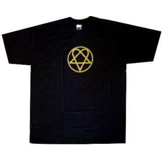HIM Heartagram Offcial SHIRT XL T Shirt NEW