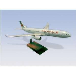 A330 300 Air Canada Aircraft Replica Toys & Games