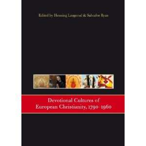 Cultures of opean Christianity, 1790 1960 (9781846823039) Salvador