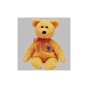 TY Beanie Baby   SUNNY the e Bear Toys & Games