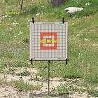 Winchester Steel Paper Target Holder Stand ~ Gun ~ Shooting ~ Sighting