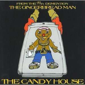 The Candy House Gingerbread Man Music