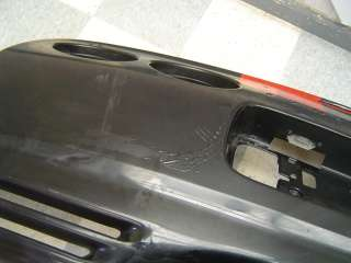 97 04 Chevrolet C5 Corvette OEM Rear Bumper Cover Black